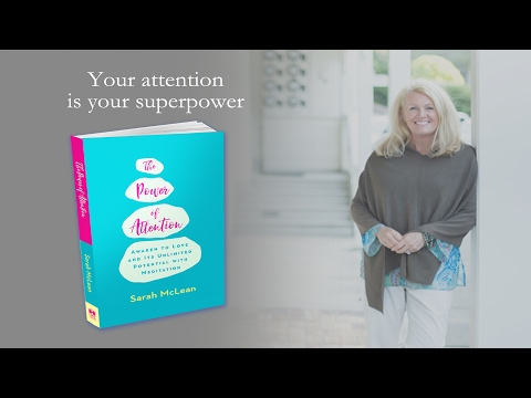 The Power of Attention - Sarah McLean's Latest Release