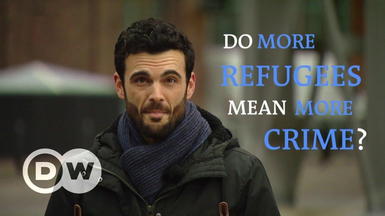 Do more refugees mean more crime? | DW English