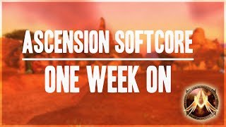 WoW Ascension | The Andorhal Softcore Server: 1 Week On