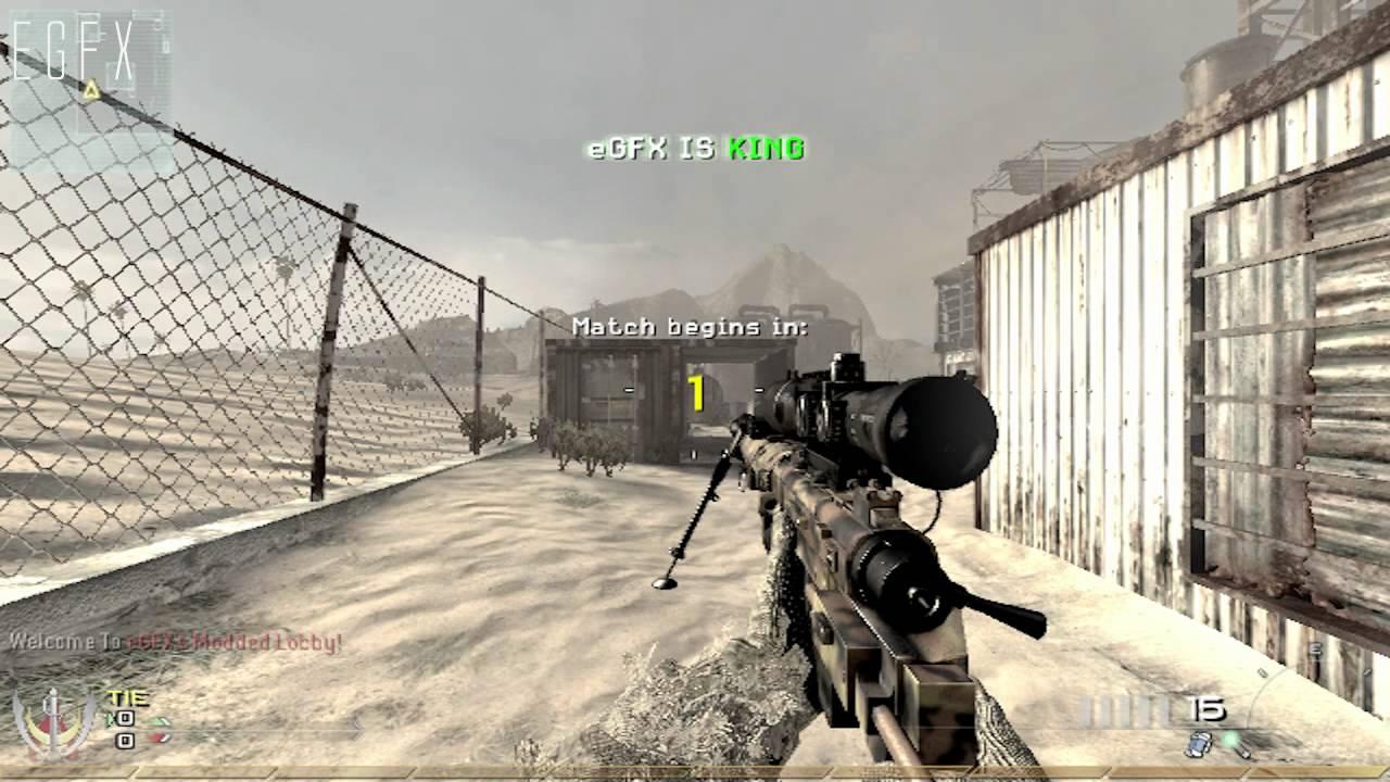 cod mw2 online game modes