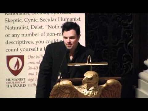 Seth MacFarlane - 2011 Harvard Humanist of the Year - Chapter 3