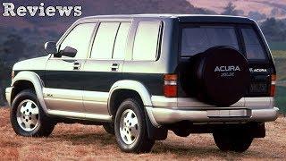 Reviews Acura SLX 1998