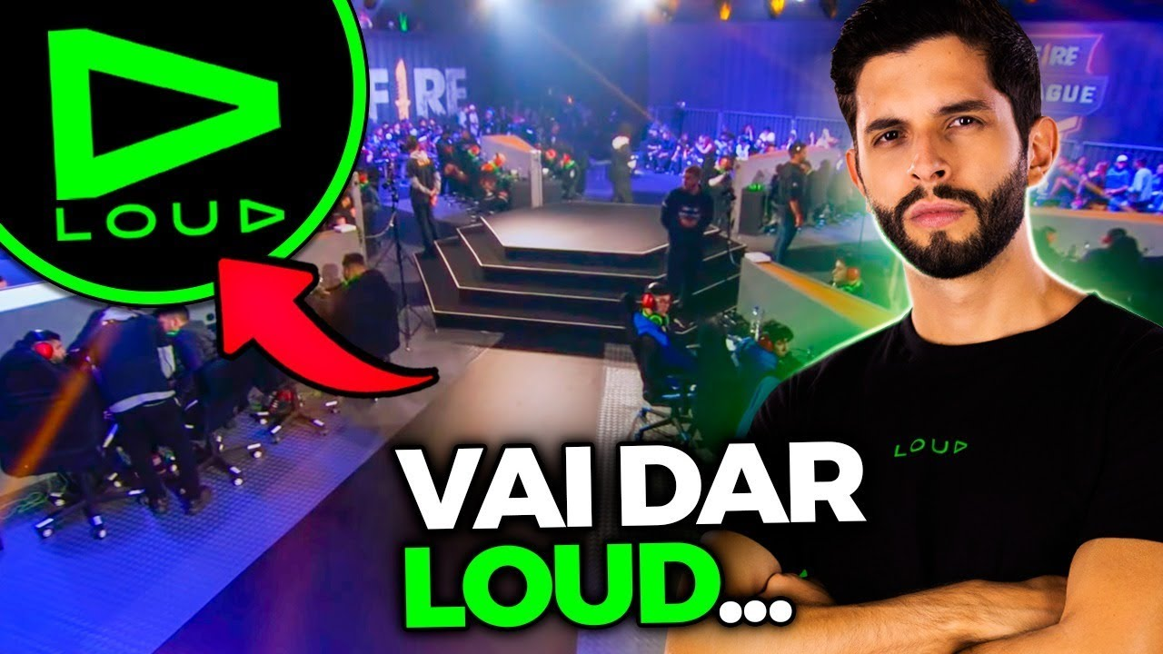 PLAYHARD - TODA A VERDADE SOBRE A LOUD NA FINAL DA FREE FIRE PRO LEAGUE!!