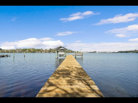 4401 Ortega Farms Cir, JACKSONVILLE, FL 32210 | Waterfront Homes for Sale in Jacksonville