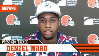 "Denzel Ward: ""I feel like we can be special."" 