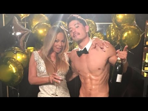 Nick Cannon Avoids Talking About Mariah Carey's Breakup With James Packer from YouTube · Duration:  43 seconds