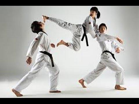 Best kicks Martial Arts