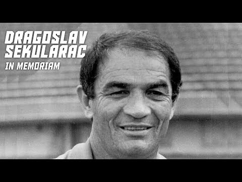 Dragoslav Sekularac - In memoriam