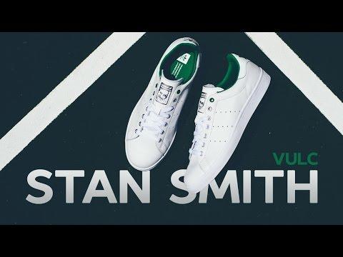 fdb4a256cd8 Unboxing и история adidas Stan Smith Vulc Skateboarding