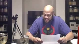 Late Night Reading with Herbalist Kareem #30