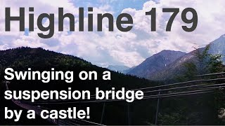 Highline 179 - Walking on the Longest Suspension Bridge in the World! (for pedestrians)