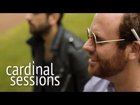 Young Rebel Set - Penny To My Name - CARDINAL SESSIONS (Traumzeit Festival Special): Subscribe // http://bit.ly/19h4eLc  Facebook // http://on.fb.me/14Cyiix Website // http://bit.ly/13p8joC    We were at the Traumzeit Festival to record an acoustic special, took some of the bands that performed on that weekend with us and went to locations near the stages. Traumzeit Festival takes place every year in Duisburg at a place called Landschaftspark Nord, where years ago coal and steel was produced. We met eight bands on that festival and this is a video of Young Rebel Set their song