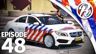 [GTA5] POLITIE PATROL MET EEN DIKKE MERCEDES!! - Royalistiq | Nederlandse Politie #48 (LSPDFR 0.31)