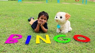 Bingo Dog Song by Avyaan! Nursery Rhymes for kids