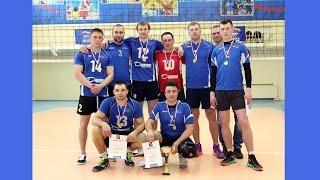 Волейбол. Игра за 1-е место чемпионата города Иваново