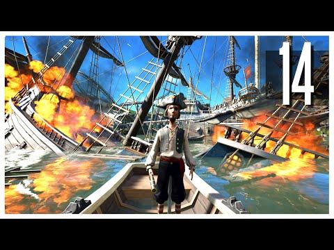 Planet Coaster - Ep.14 : Pirate Battle!