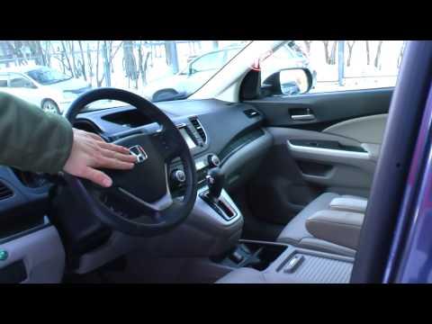 видео: honda cr-v 2012 год 2.4 л. 4wd АКПП от РДМ-Импорт