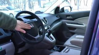 Honda CR-V 2012 год 2.4 л. 4WD АКПП от РДМ-Импорт