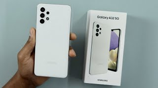 Samsung Galaxy A32 5G Unboxing & Specifications