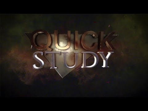 Quick Study, Genesis 1-3   Truth in History - January 1, 2018