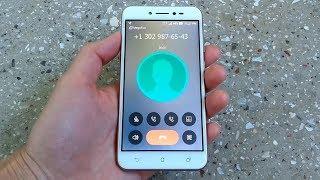 ASUS Zenfone Live incoming call ringtone
