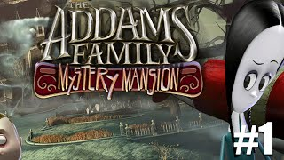 Addams Family Mystery Mansion Gameplay #1