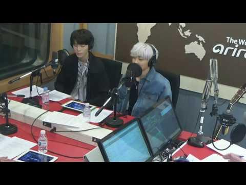 [adelanto] The Rose en Arirang Radio (Super K Pop) 23/04/2018