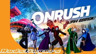 Mudslingers ep 56 (Onrush PS4)