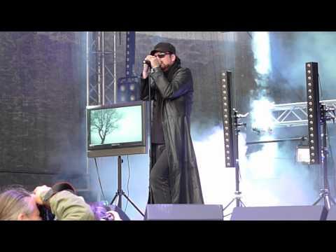 Merciful Nuns LIVE Castle Party 2012 Bolkow Poland