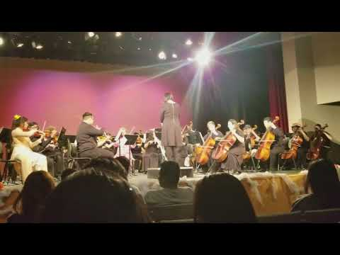 Desert Oasis High School Chamber Orchestra - Fall Concert 2017/2018 - Incantations