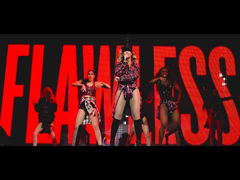 Beyonce X10: - Bow Down ***Flawless (The Mrs. Carter Show) HD