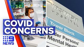 Coronavirus: COVID-19 testing in Queensland pharmacies amid hospital outbreak | 9News Australia