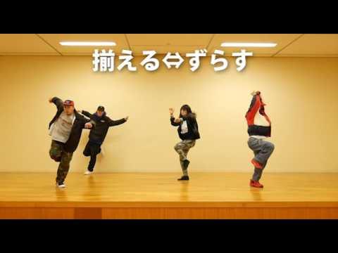 ダンスパレット2017|体育授業におけるダンスの協働学習【ストリートダンス編】
