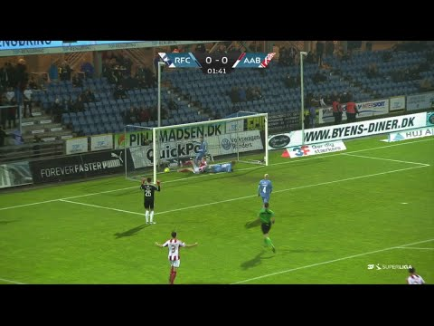 Randers FC - AaB 3-3 (8-11-2019)