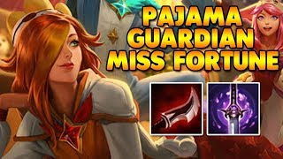 *NEW* Pajama Guardian Miss Fortune ADC!! - League of Legends - Full Gameplay Commentary