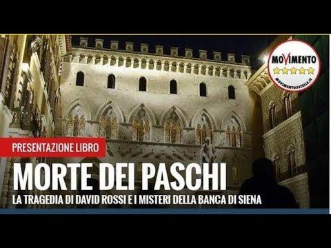 Morte dei Paschi: la tragedia di David Rossi e i misteri della banca di Siena