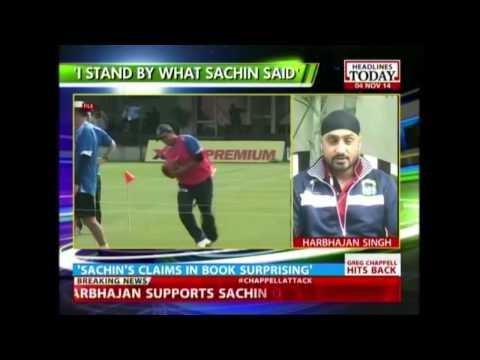 Dravid, Harbhajan, Prasanna react to Sachin-Chappell controversy
