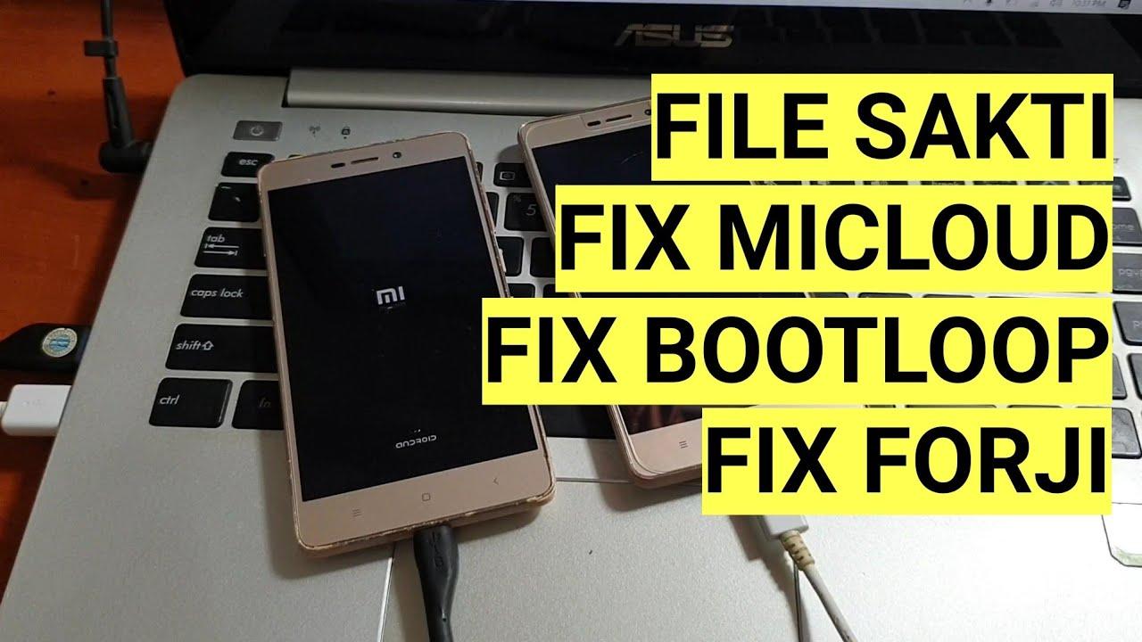 DOUBLE KILL! Flash Redmi 3 & Redmi 3 pro sekaligus. File Fix bootloop Fix micloud Fix 4G tested 100%