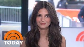 Emily Ratajkowski Talks About 'I Feel Pretty' And Her Recent Marriage | TODAY