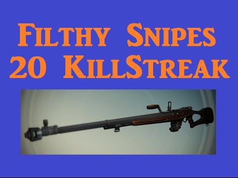 OH LORDY! NLB Rumble: 20 Kill streak