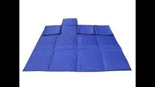 Пол для зимней палатки Стэк Куб 3