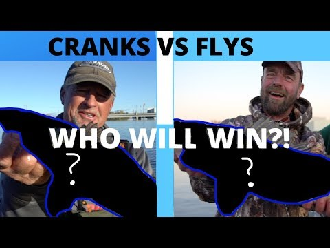 Crankbaits VS Flies Walleye Fishing..WHO WINS?!