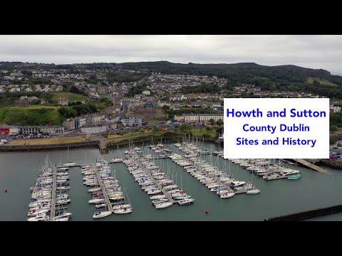 Howth And Sutton (Howth Head, County Dublin):  Sites And History