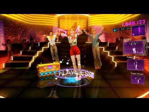 Dance Central 3- Disco Inferno - (Hard/Gold/100%)