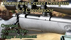 Thompson Center Compass 6.5 Creedmoor