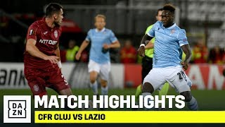 HIGHLIGHTS | CFR Cluj vs. Lazio