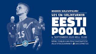 Eesti (u21) - poola em 2019-2021 valikturniir