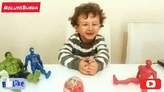 Eğlenceli Çocuk Videosu | Sürpriz Yumurtadan Ne Çıkıcak