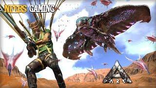 Ark Extinction - Desert Titan Boss Fight!!!