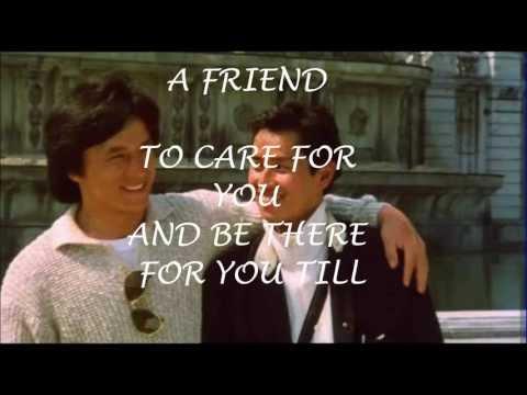 Friends Jackie Chan La Armadura De Dios Lyrics